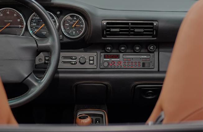 Blaupunkt Bremen SQR 46 DAB Car Radio