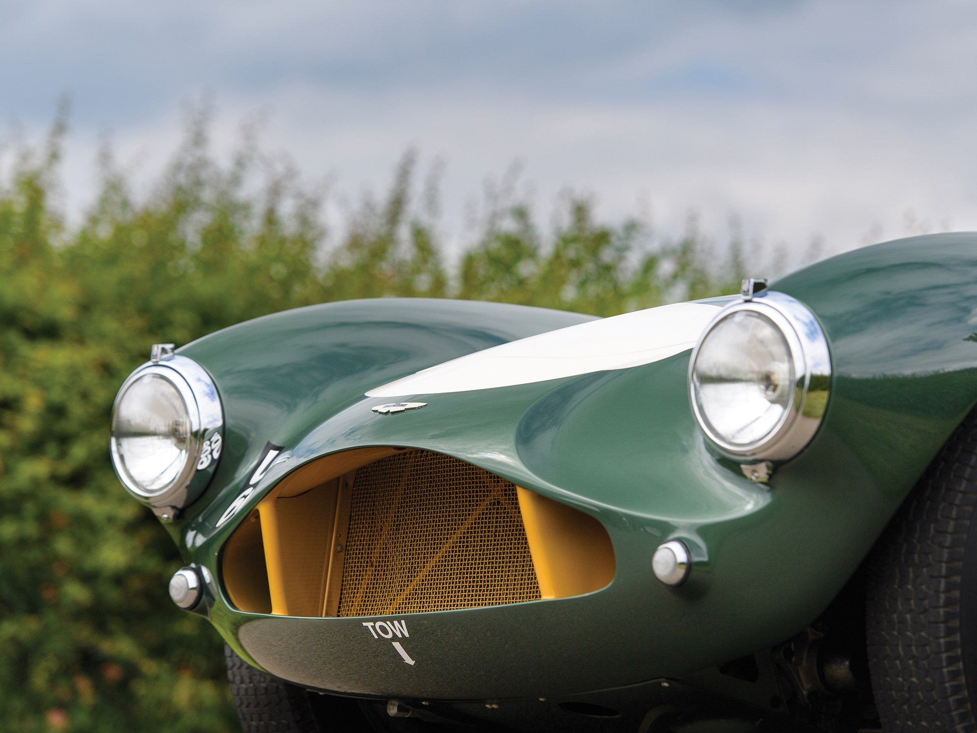 1953 Aston Martin DB3S Works