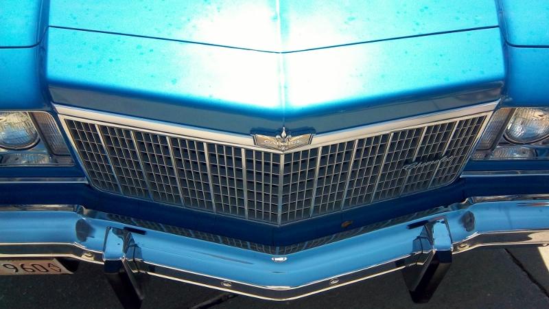 1974 Chevrolet Caprice nose