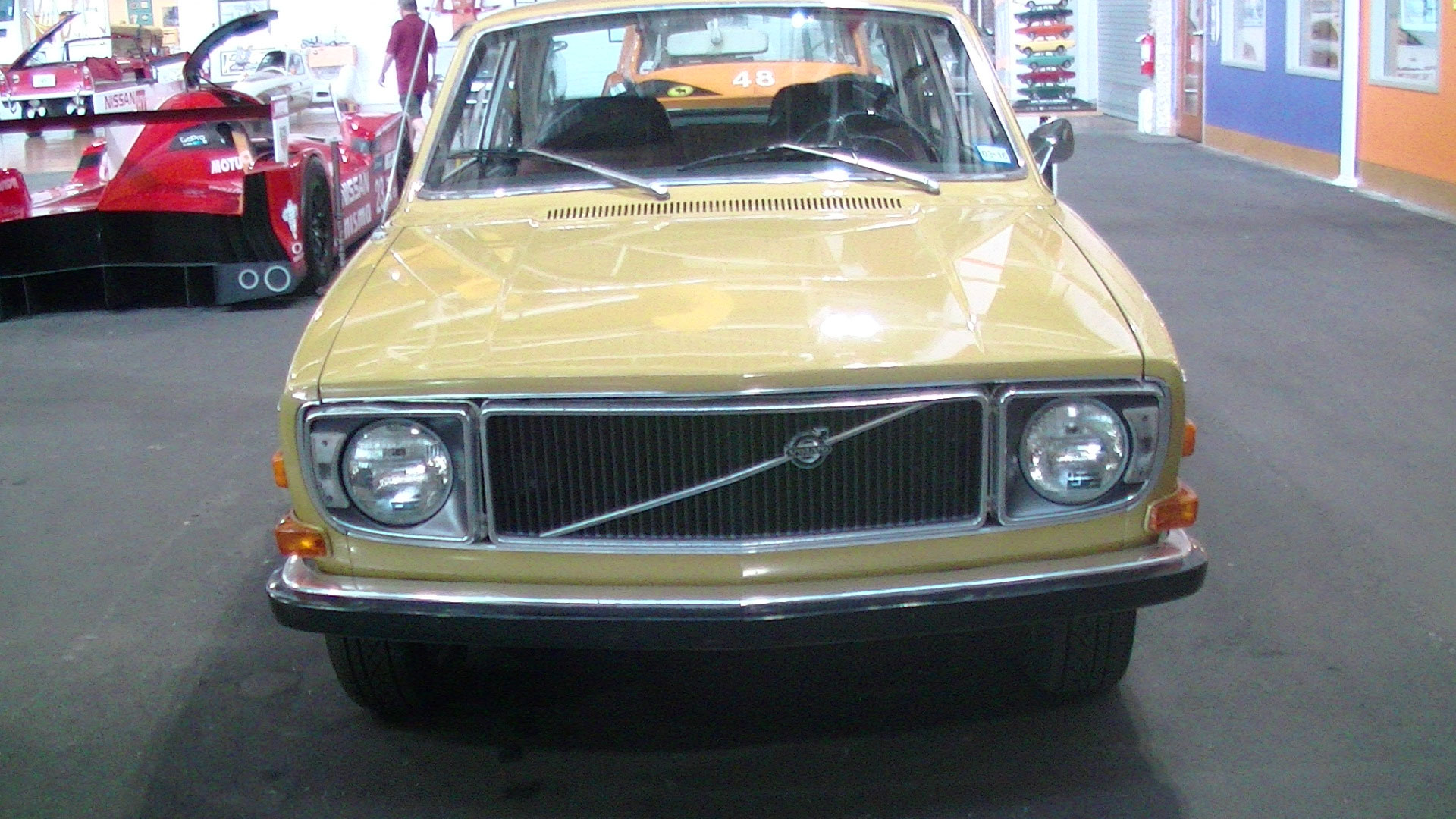 1972 Volvo 142S two-door