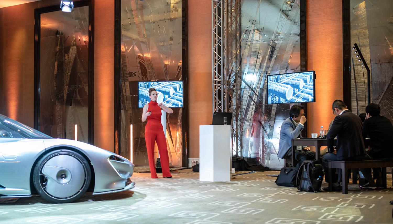 Speedtails McLaren