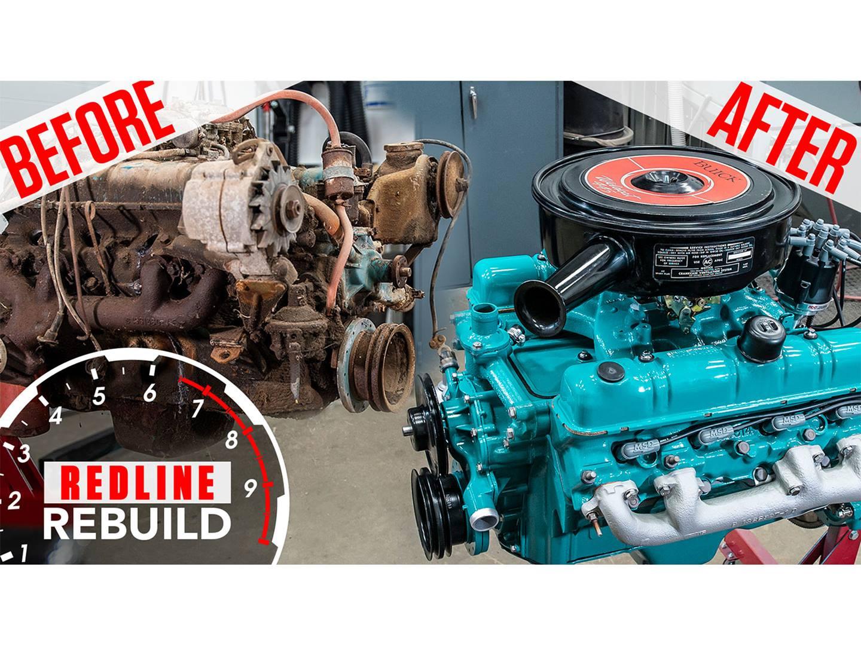 Redline Rebuild Buick Nailhead thumbnail