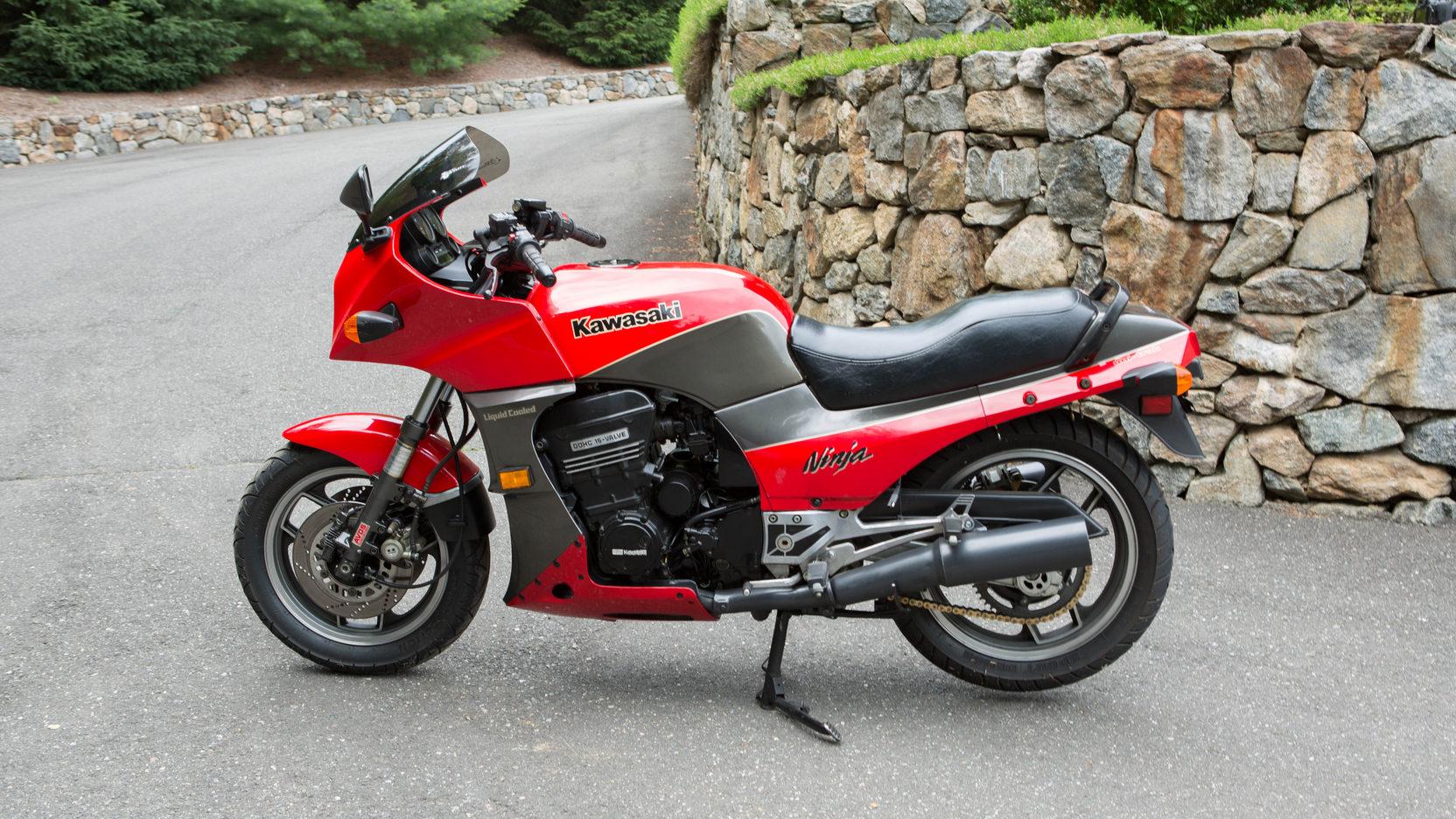 1984 Kawasaki GPz900R