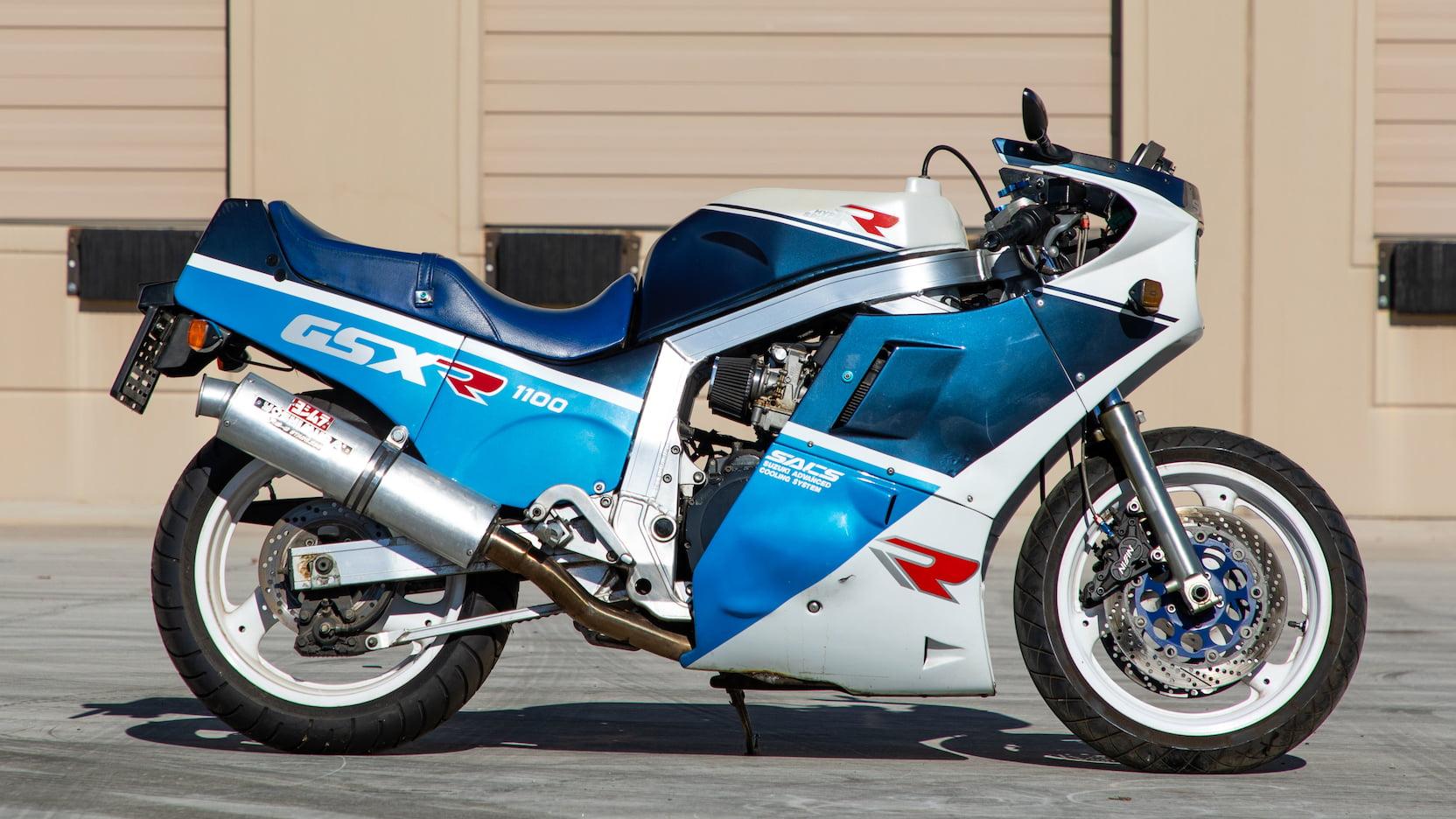 1986 Suzuki GSXR1100