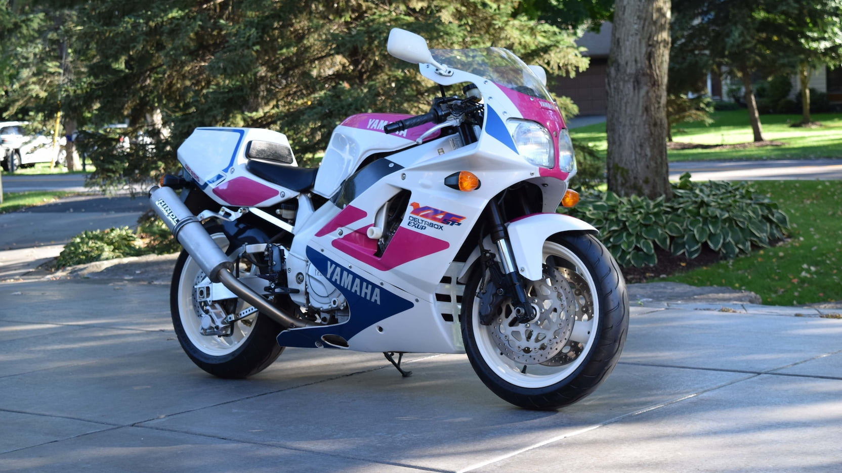 1993 Yamaha YZF750