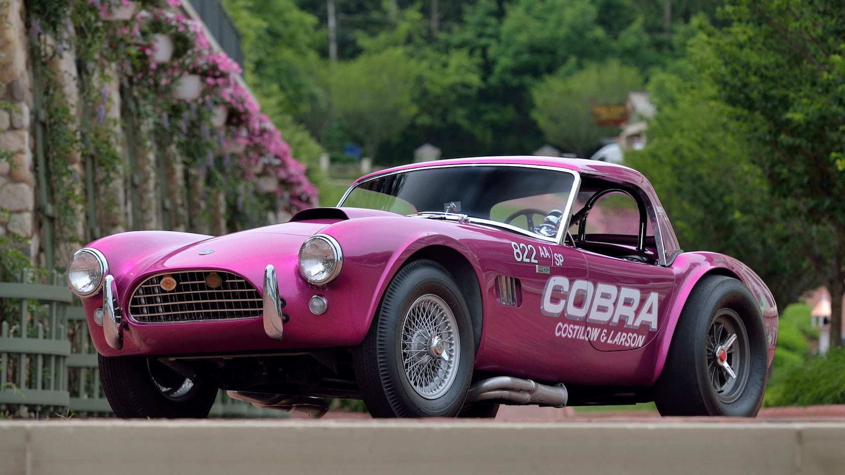 1963 Shelby 289 Cobra Dragonsnake