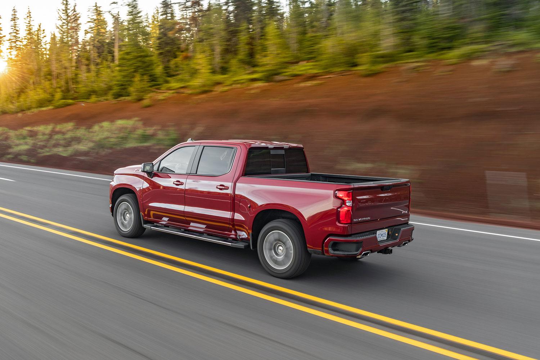 2020 Chevrolet Silverado 3.0L Duramax