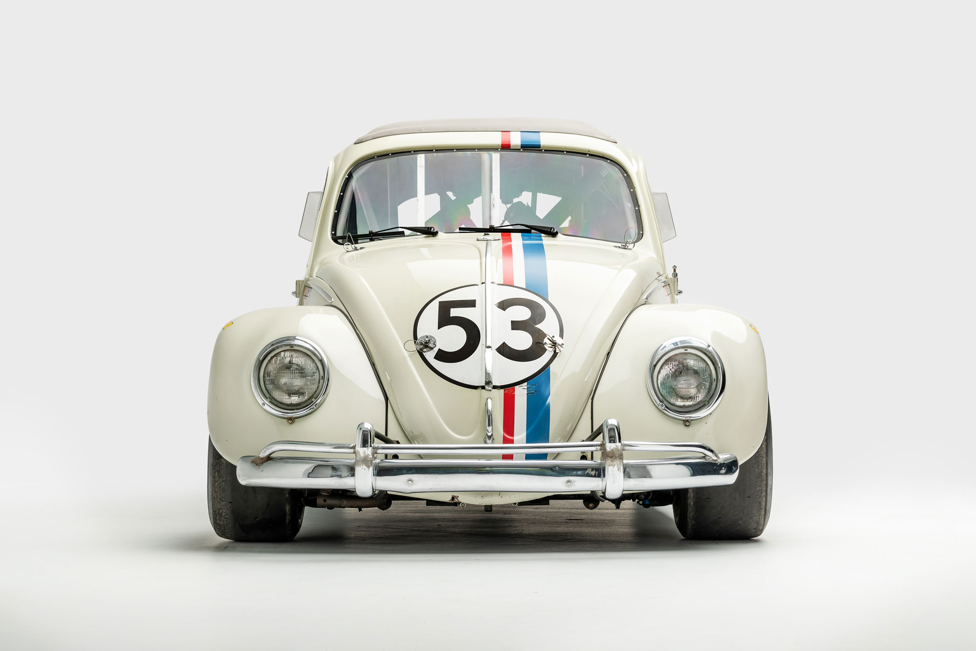 "1961 Volkswagen Beetle ""Herbie the Love Bug"""