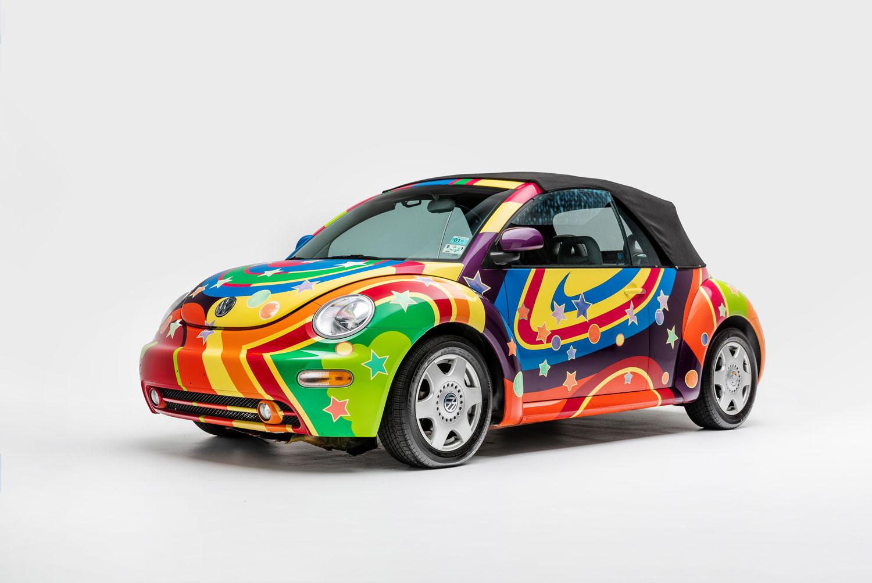 """1998 Volkswagen Beetle """"Shagmobile"""""""