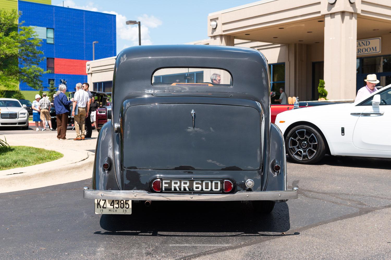 1939 Rolls Royce Wraith Saloon