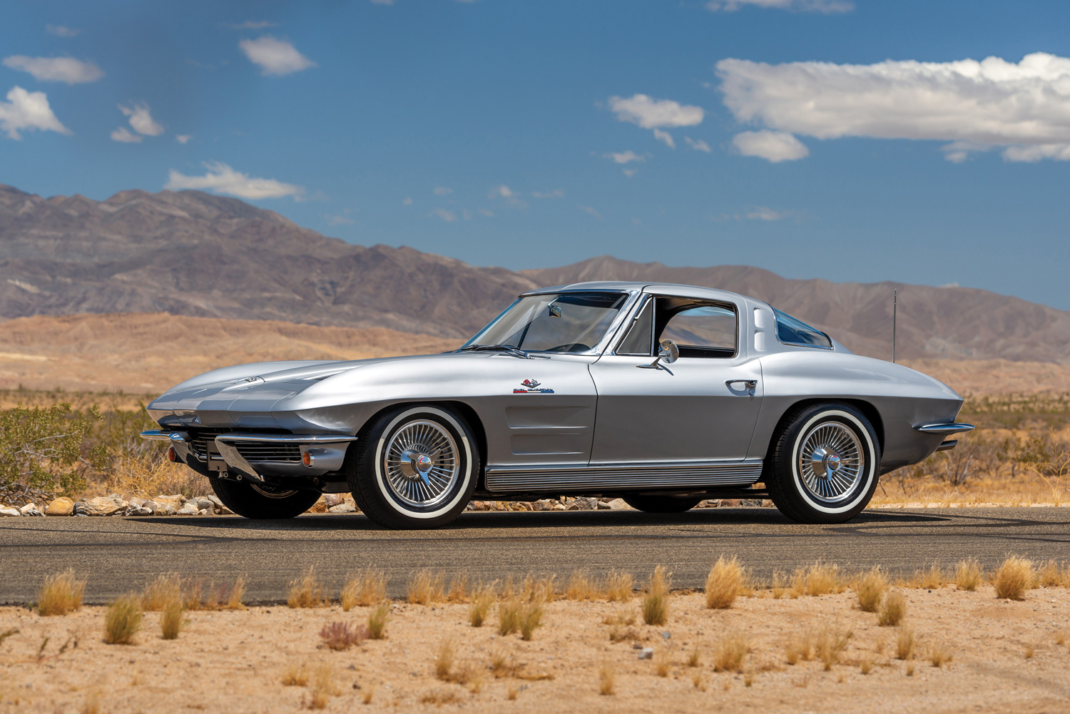 1963 Chevrolet Corvette Sting Ray 'Fuel Injected' Split-Window Coupe