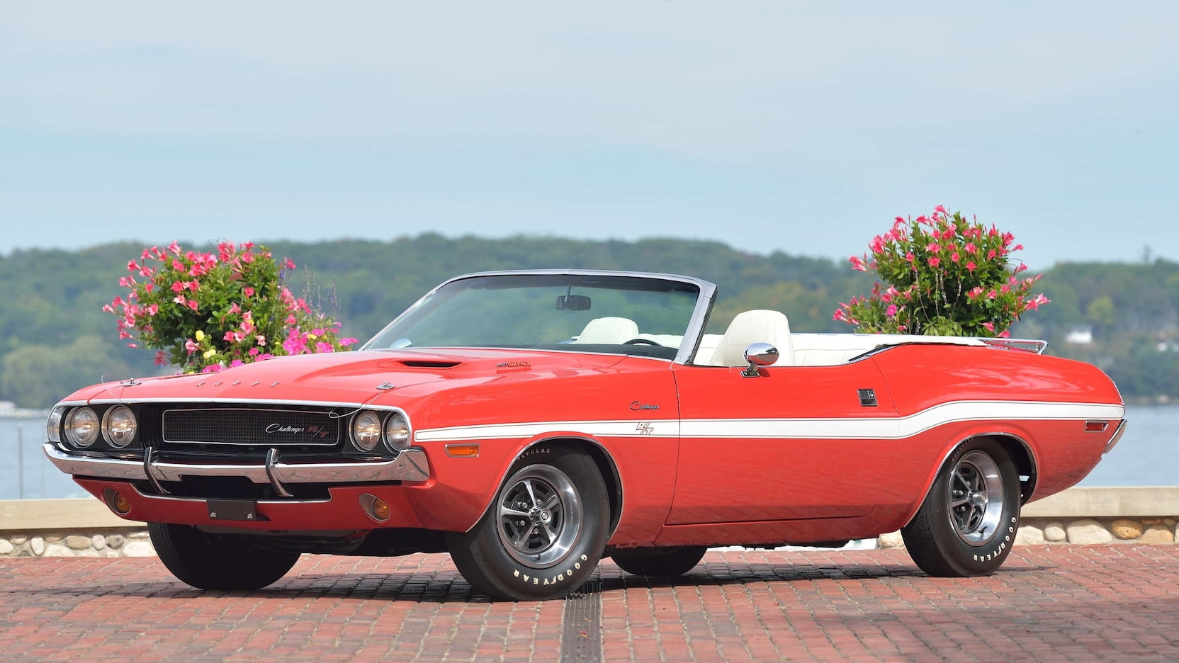 1970 Dodge Challenger R/T Convertible Pilot Car