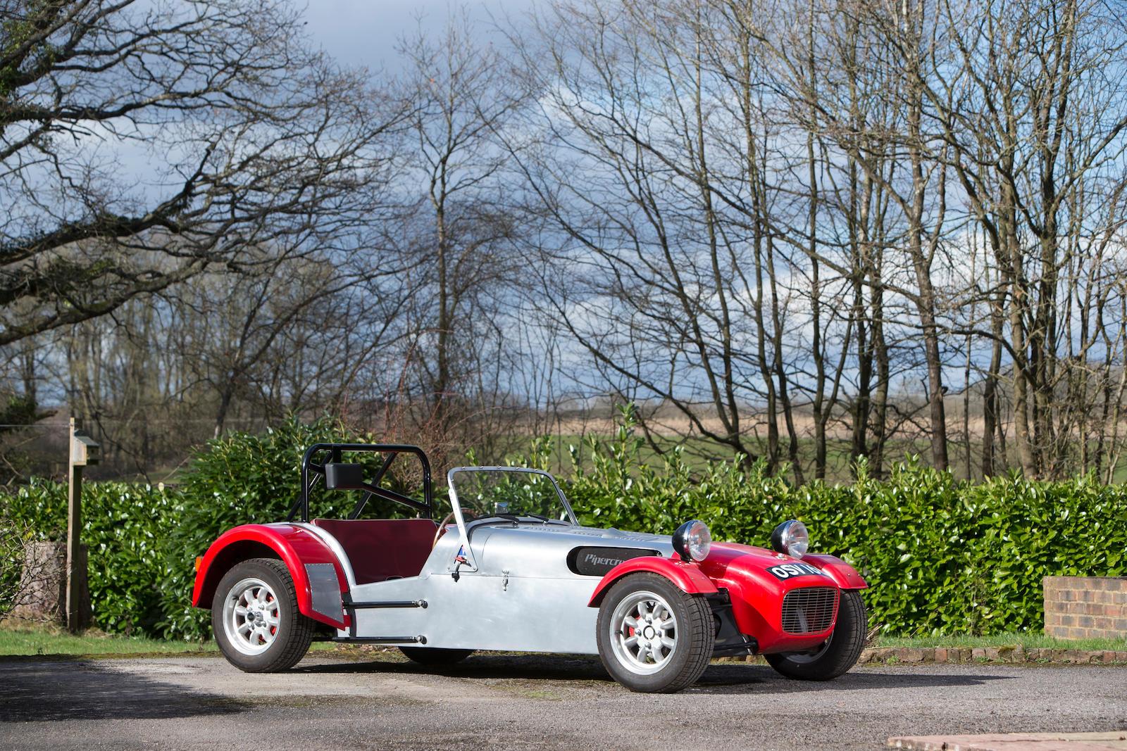1959 Lotus Seven roadster