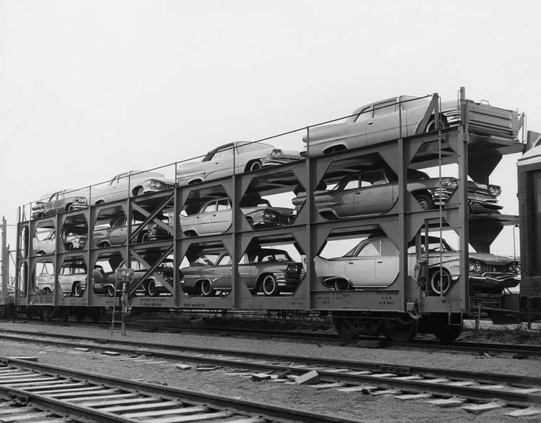 1960 Plymouth-Chrysler cars