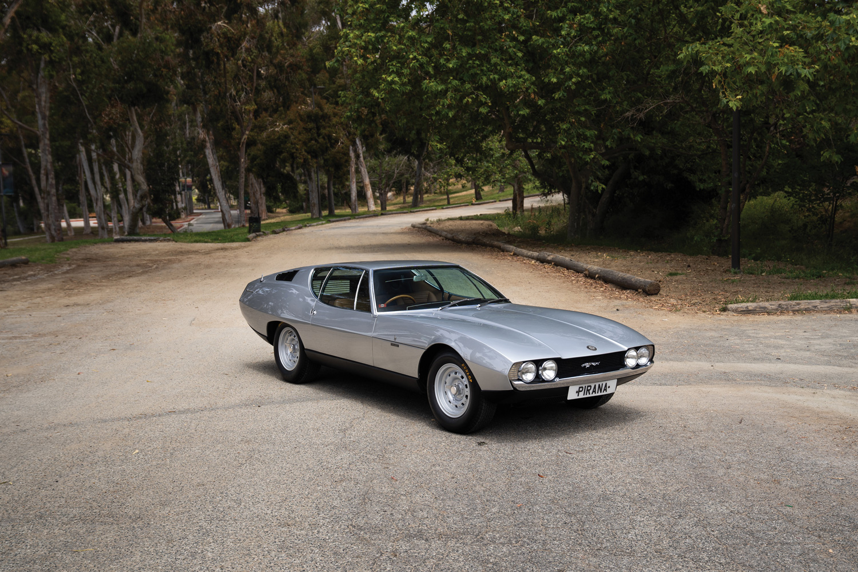 1967 Jaguar Pirana by Bertone
