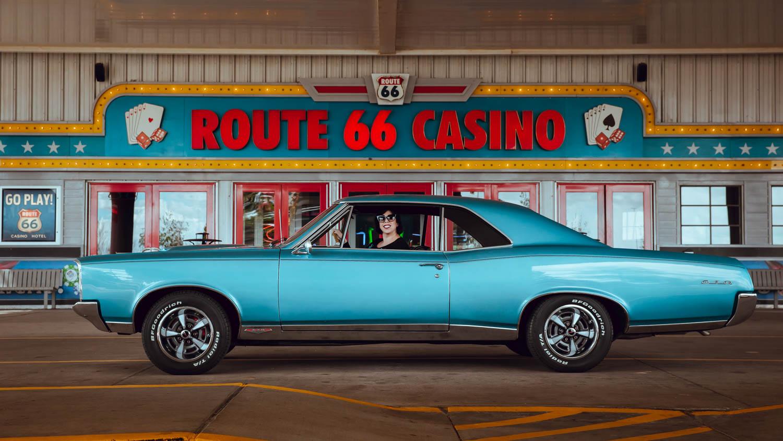 1967 Pontiac GTO profile