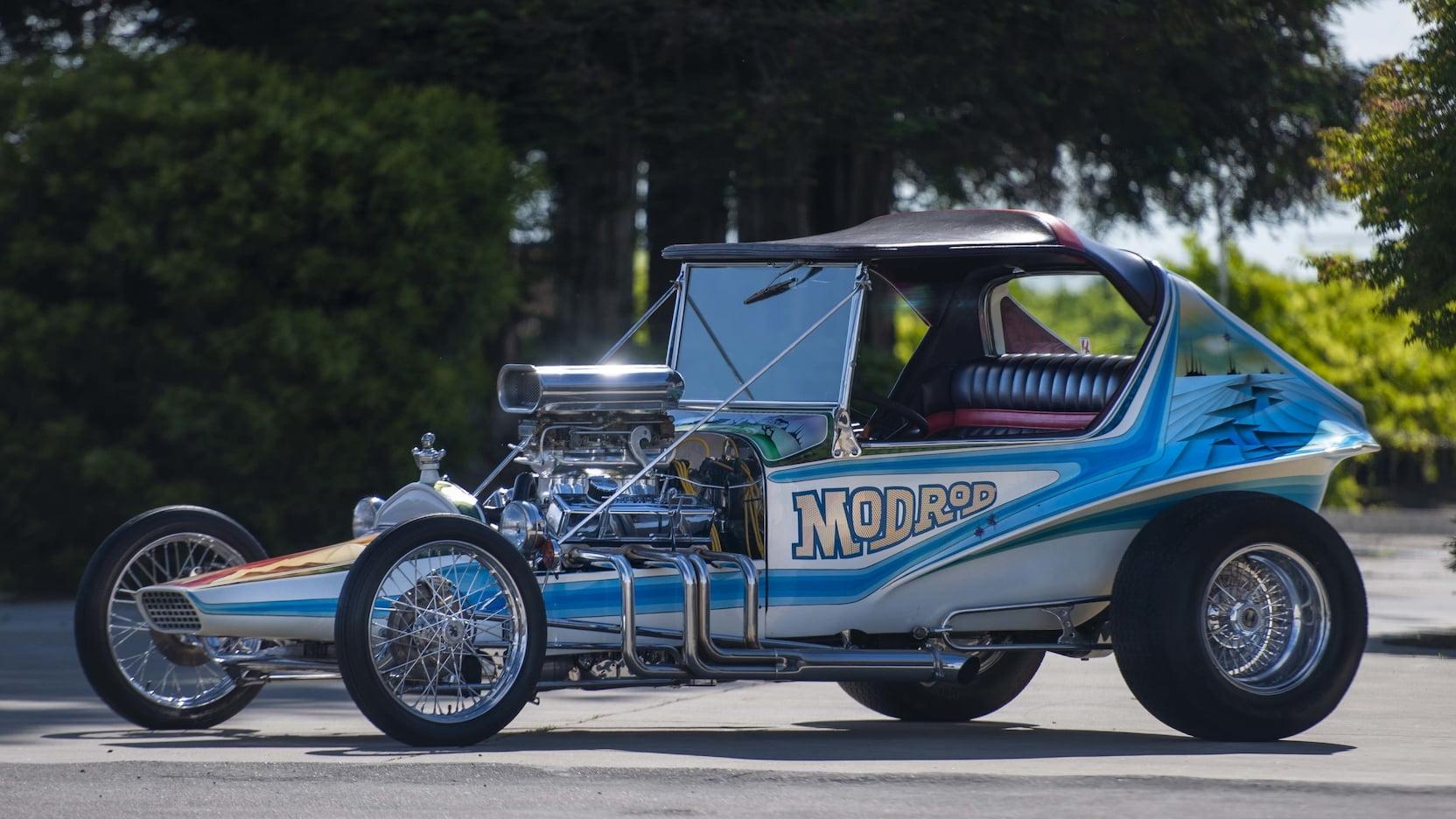 """1923 Ford """"Mod Rod"""""""