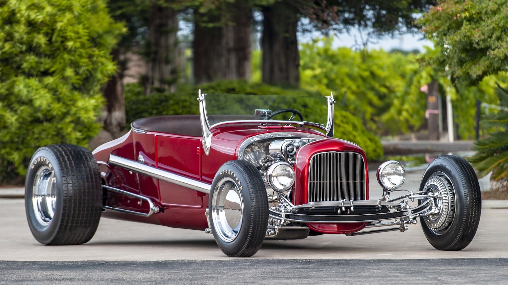 """1927 Ford """"Dick Williams Roadster"""""""