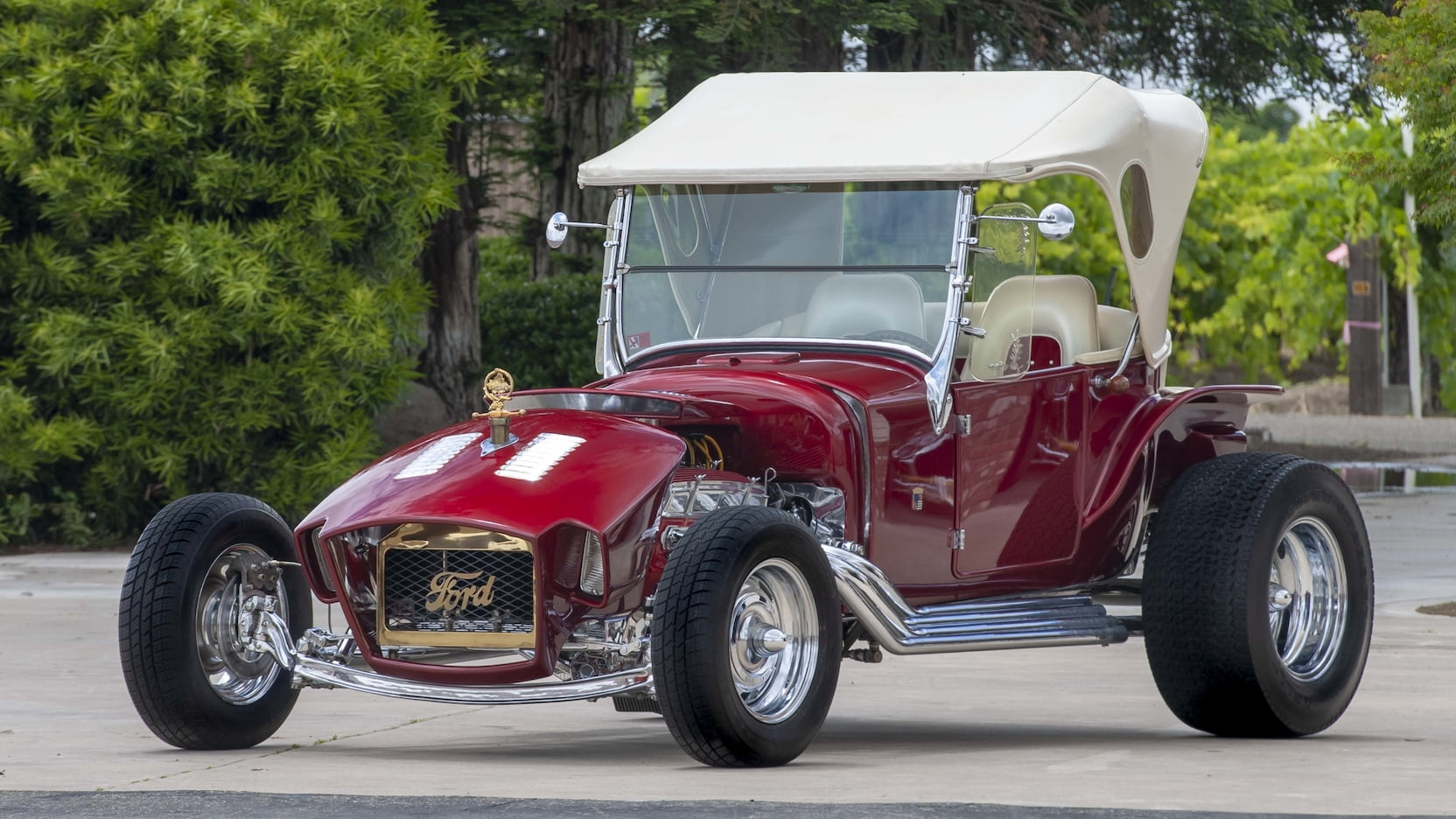 """1927 Ford """"T Plus 2"""""""