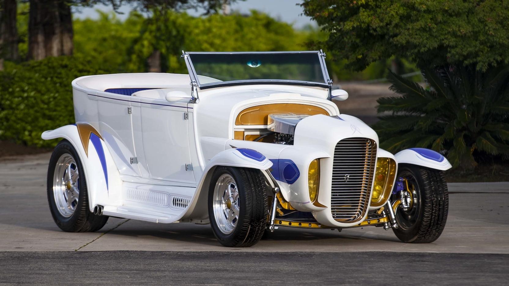"""1929 Ford Phaeton """"Ala Tub"""""""