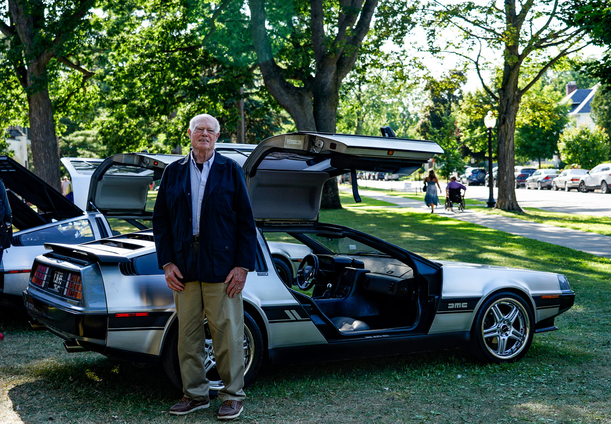Bill Collins DeLorean