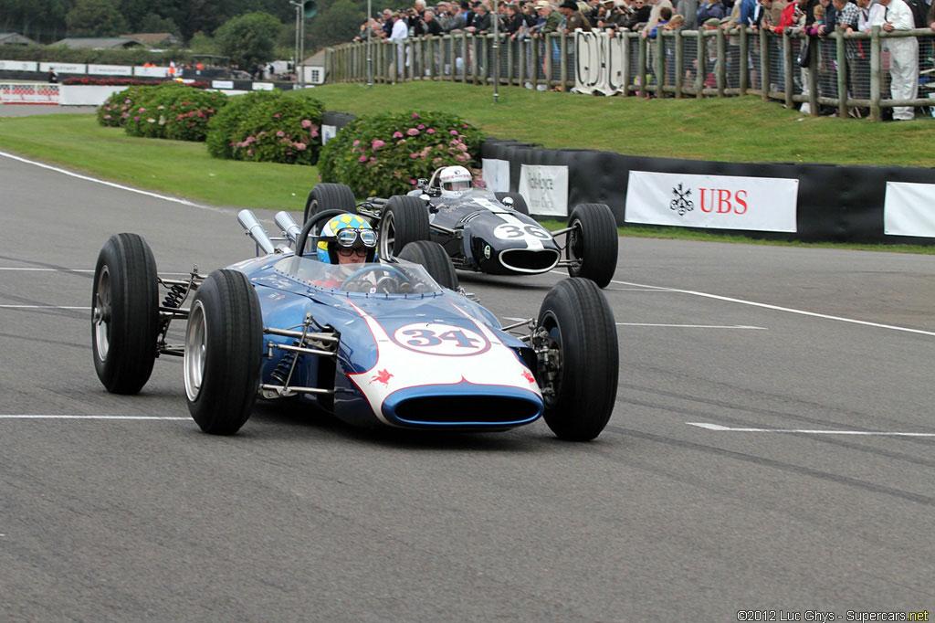 Mickey Thompson Harvey Aluminum Racecar