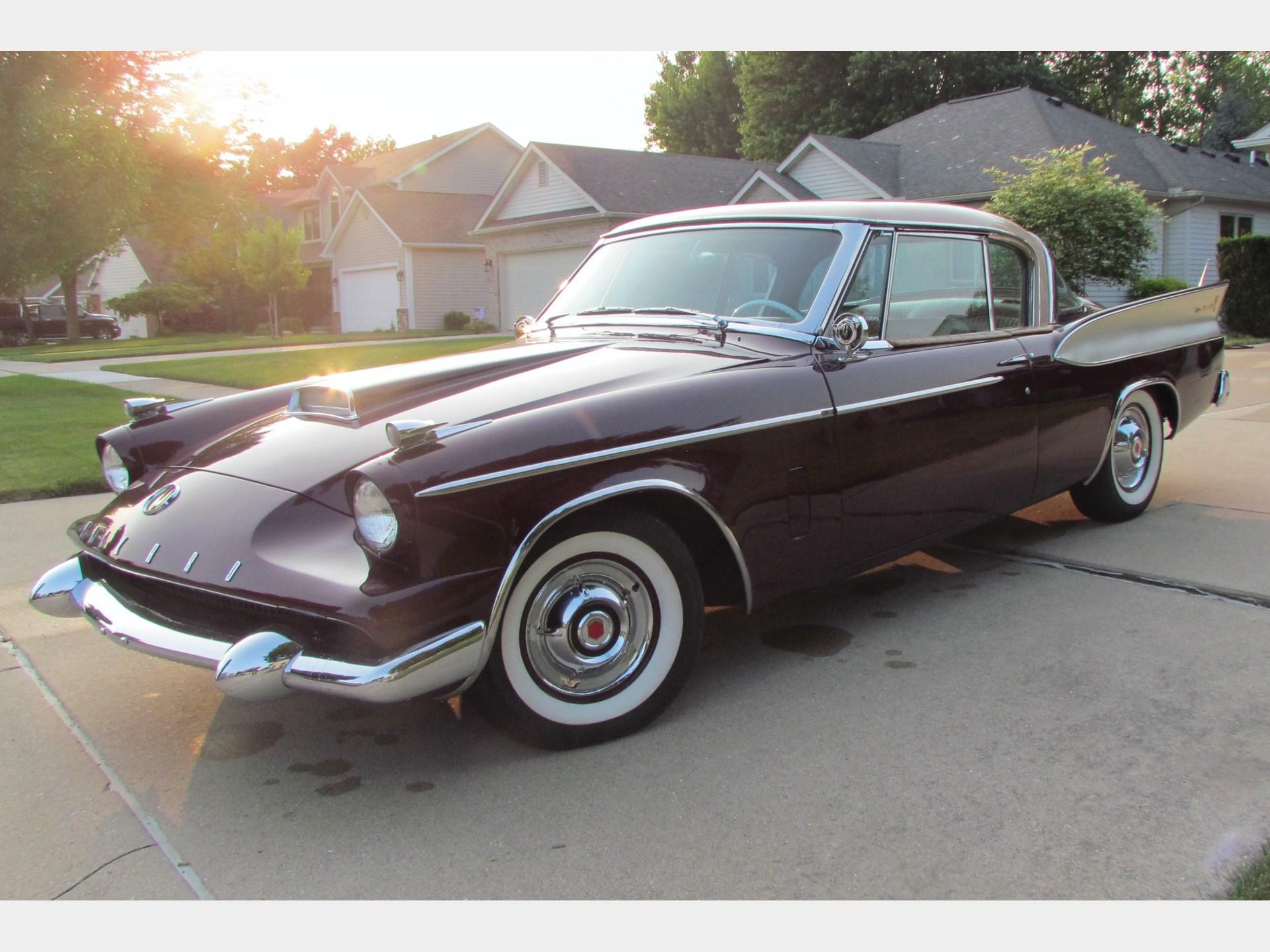 1958 Packard Hawk