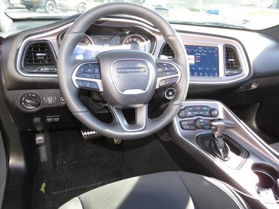 2019 Dodge Challenger R/T Scat Pack Widebody RWD interior