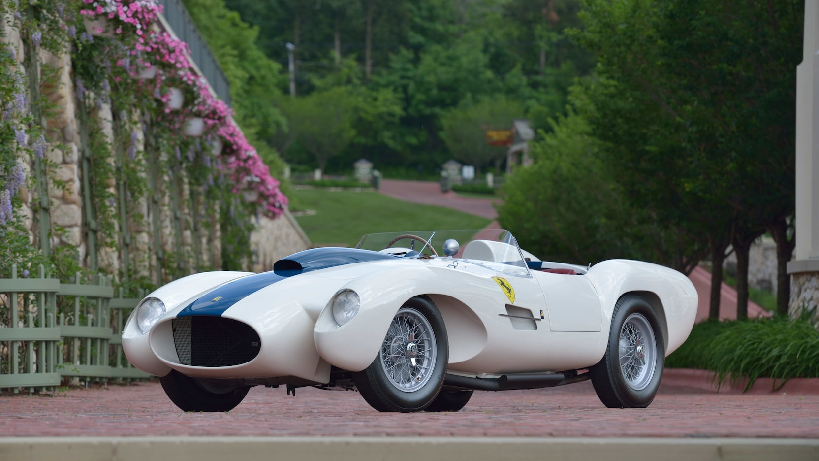 Pioneering Ferrari headed to Mecum Monterey thumbnail