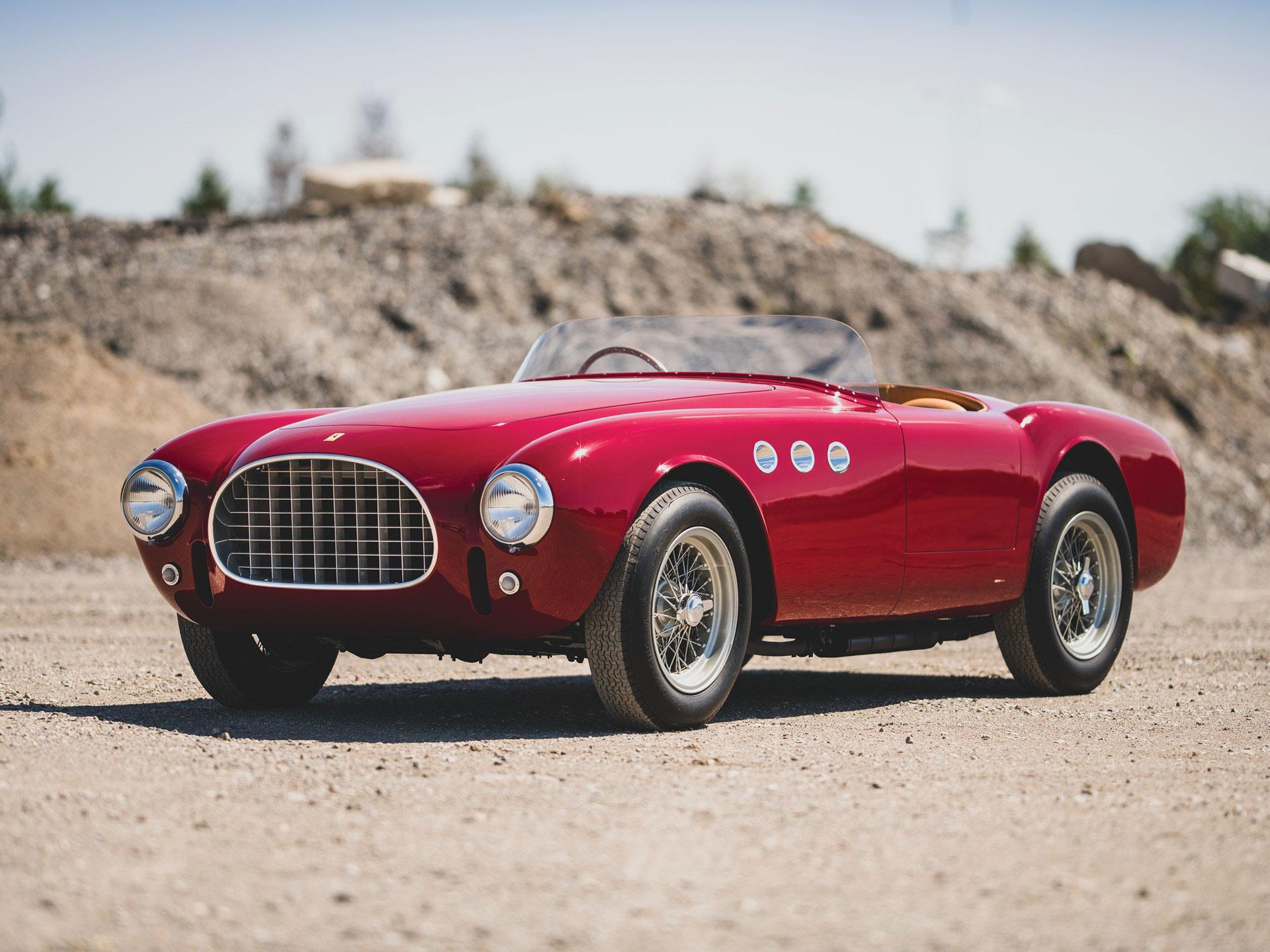 1952 Ferrari 225 Sport Spider