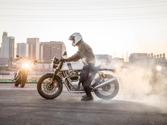 """Jay Leno: """"I have one good motorcycle crash left in me """""""