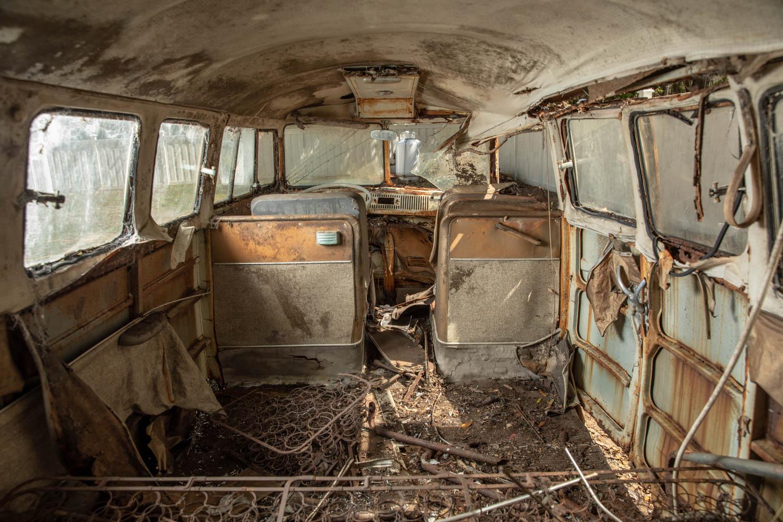 Civil Rights 1966 Volkswagen Bus