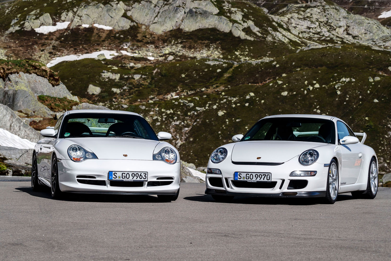 The Porsche 911 GT3: Six generations of flat-six glory thumbnail