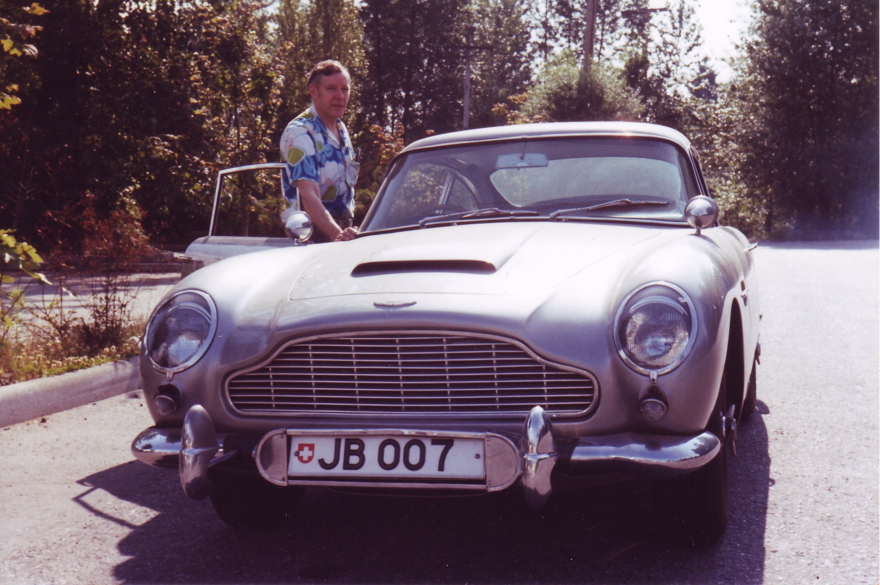 A Brief History Of James Bond S Aston Martin Db5 The Most Famous Car In The World Hagerty Media
