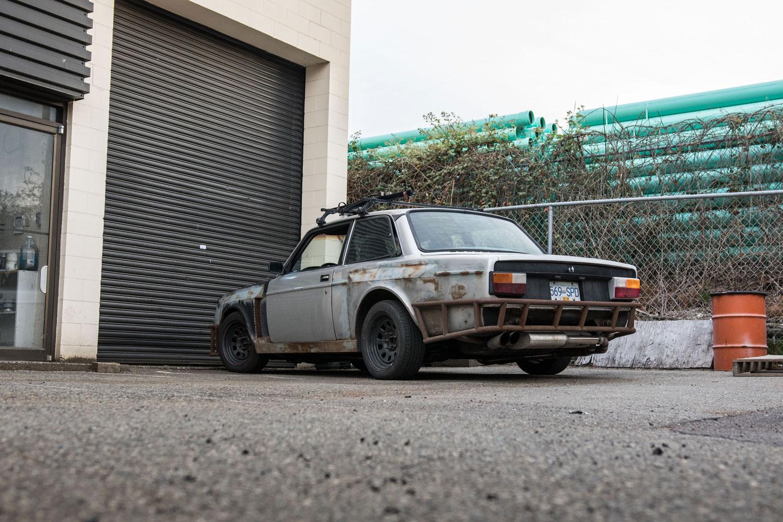 1979 Volvo 242