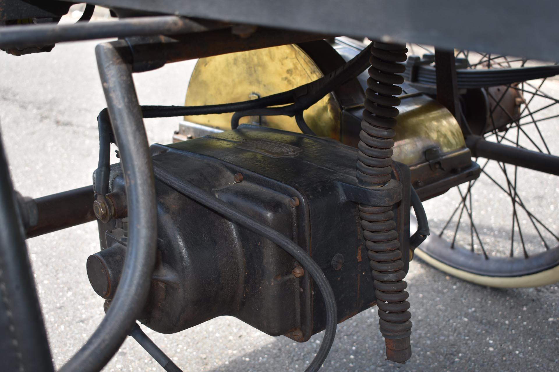 1898 Riker Electric Stanhope