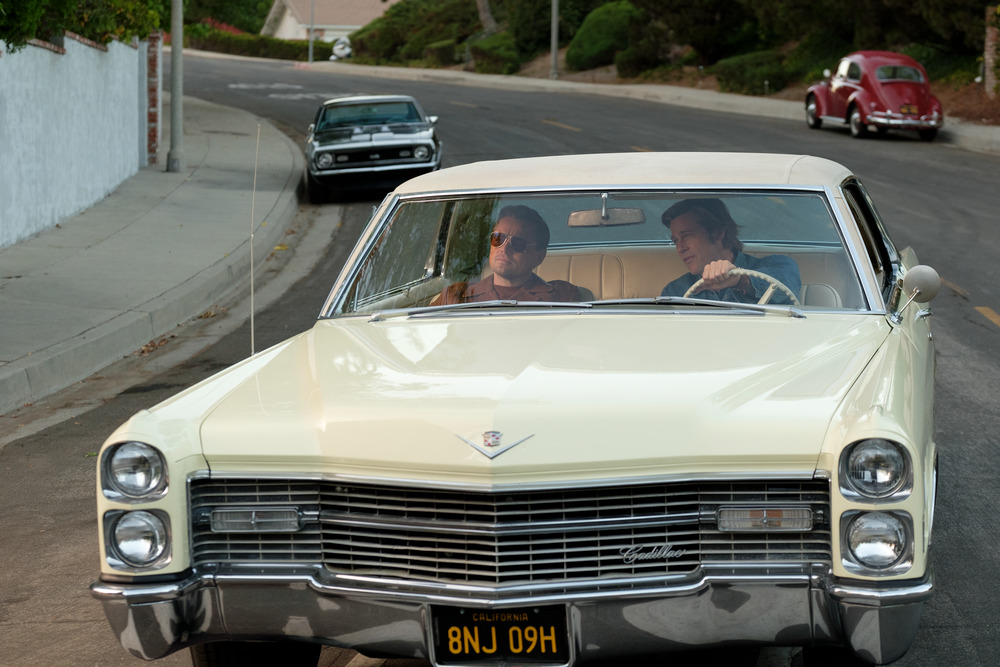 Once Upon a Time in Hollywood is packed with car-fueled nostalgia thumbnail