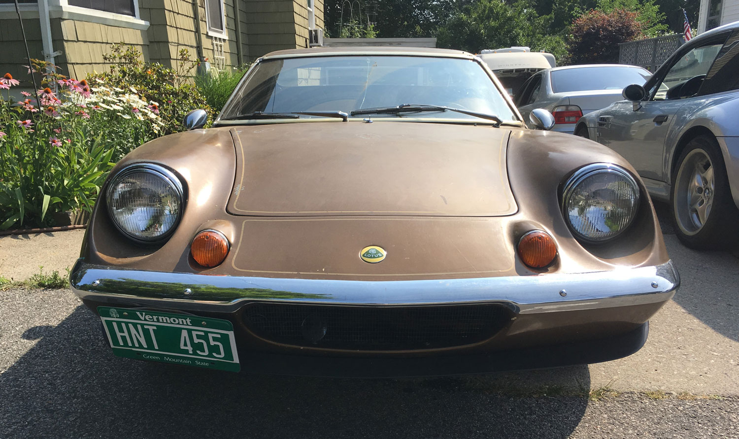 1974 Lotus Europa Twin-Cam Special