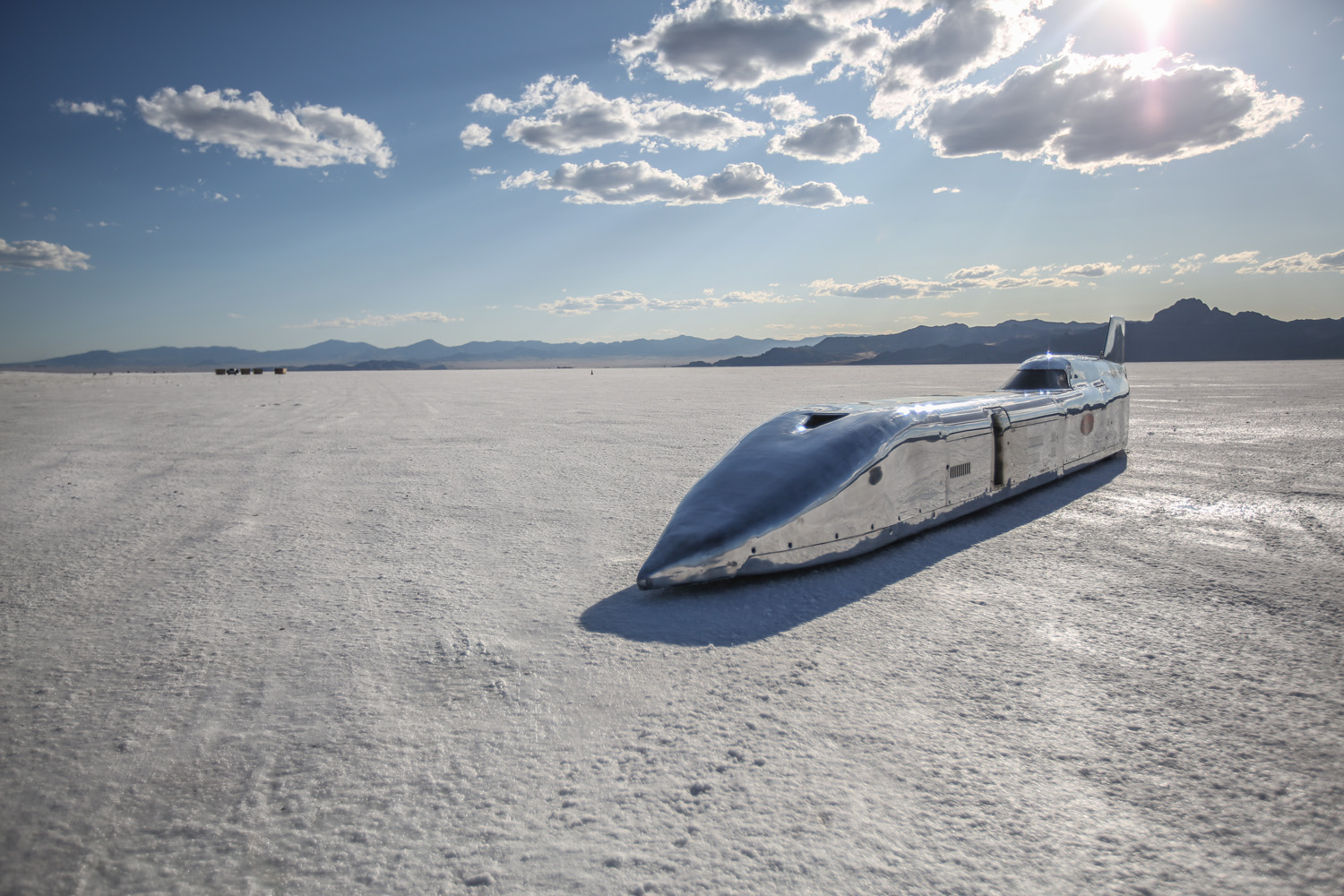 Bonneville Salt Flats Speed Week 2019