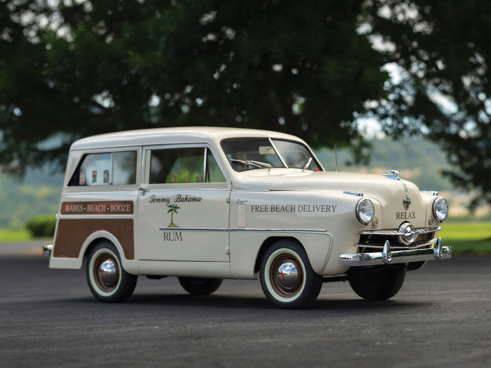 1951 Crosley CD Super Station Wagon