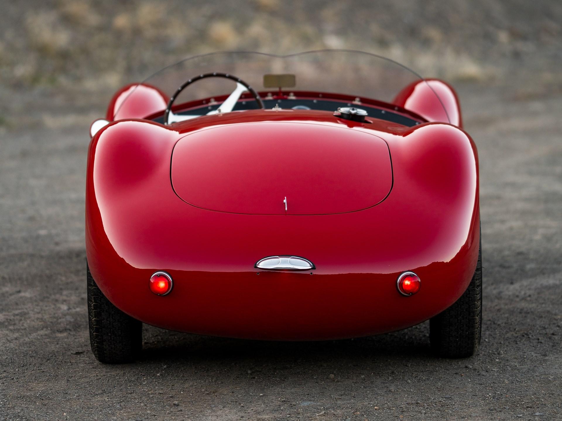 1954 Maserati A6GCS by Fiandri & Malagoli