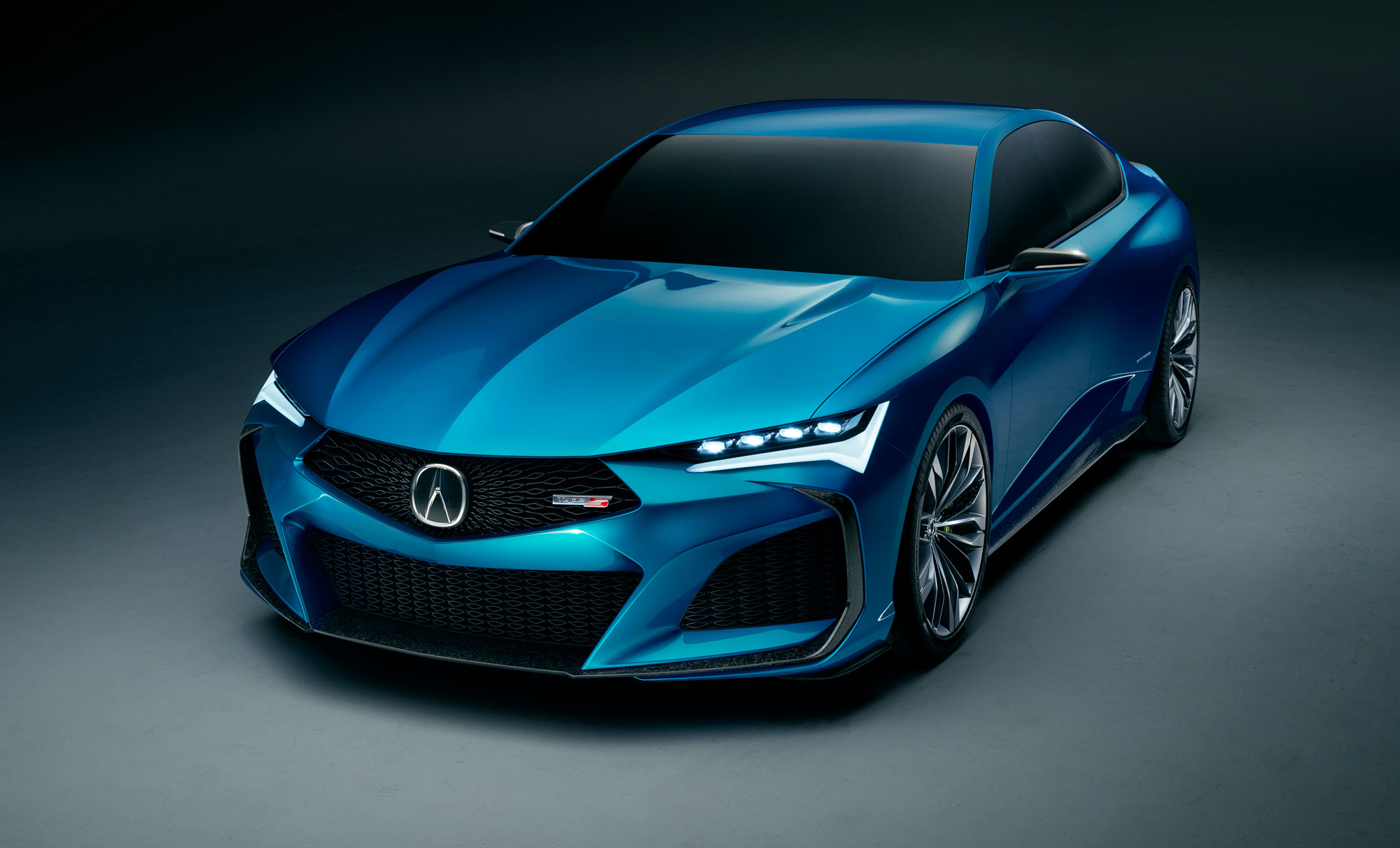 New Type S Concept is the best-looking Acura in years thumbnail