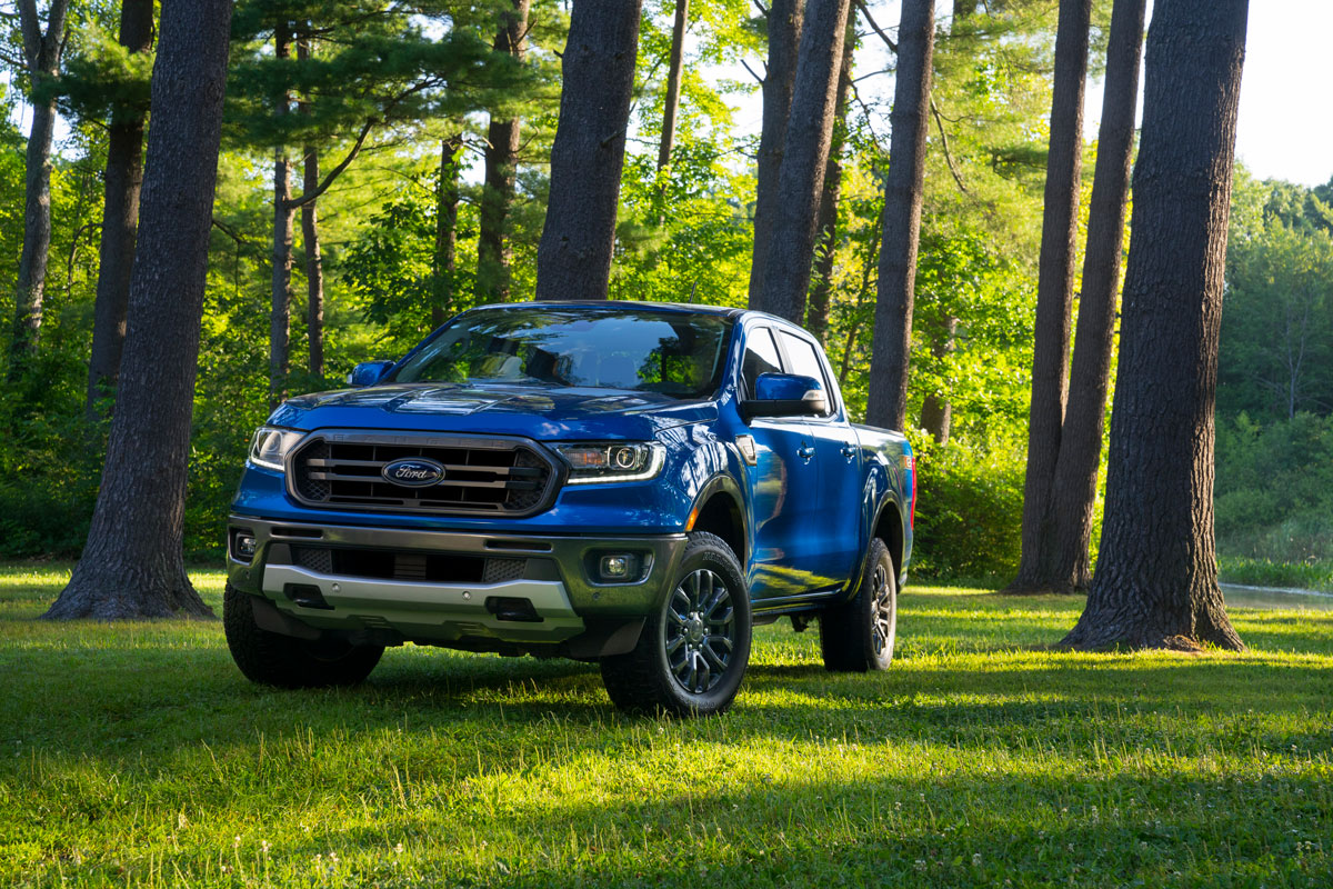 Ford Ranger adds two-wheel-drive FX2 off-road package