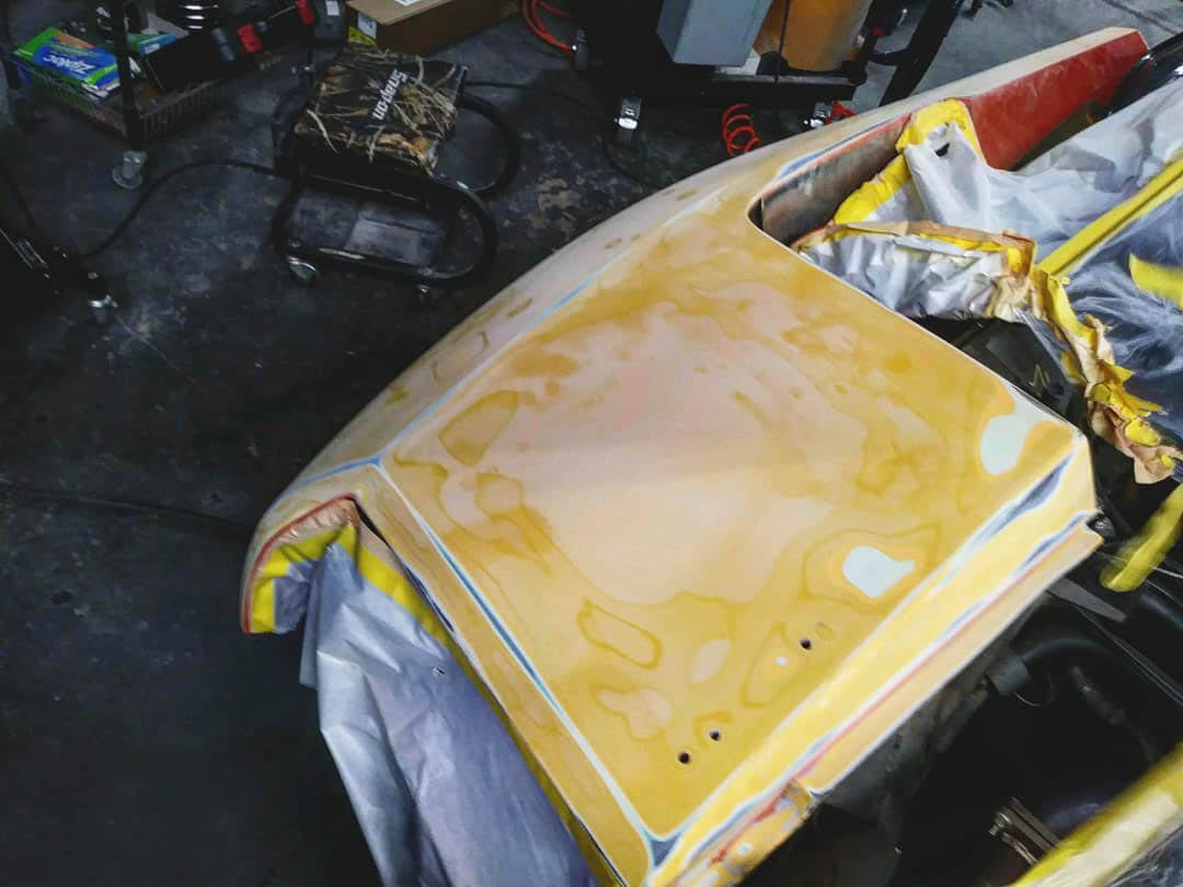 lambo paint