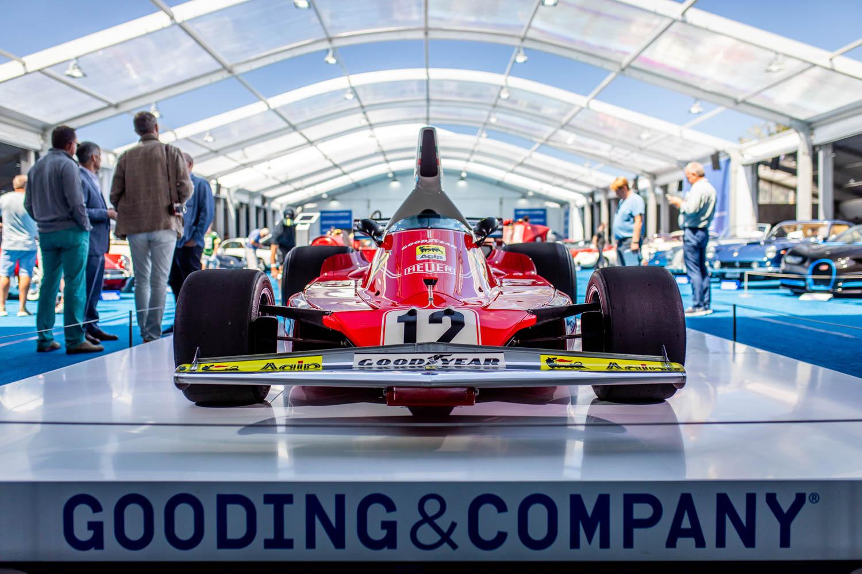 Niki Lauda's championship-winning Ferrari scores $6M at Monterey