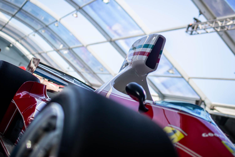 Niki Lauda's 1975 Ferrari 312T
