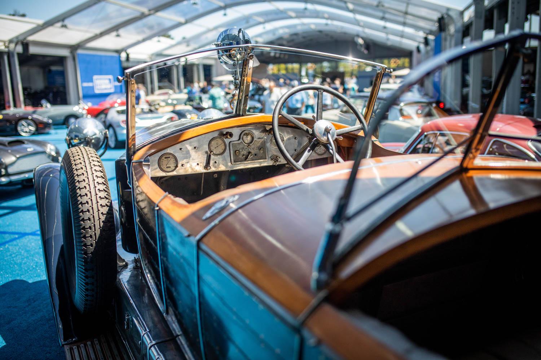 1925 Renault 40 CV Torpédo Skiff
