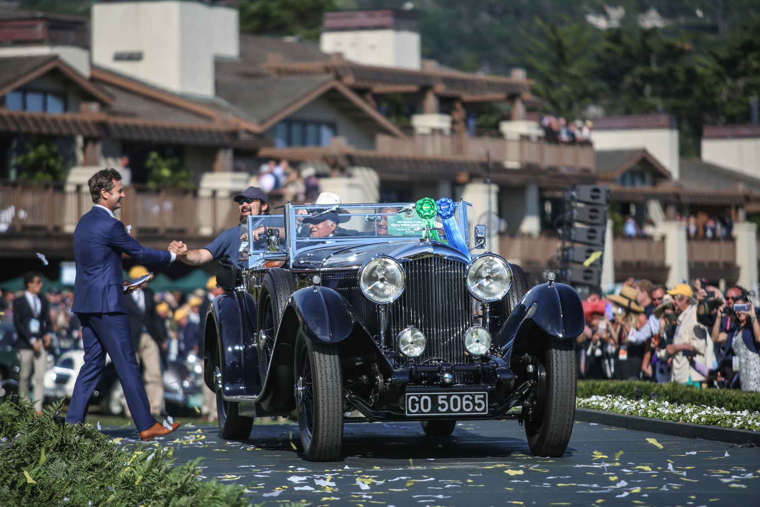 """2019 Concours d""""elegance best in show"""