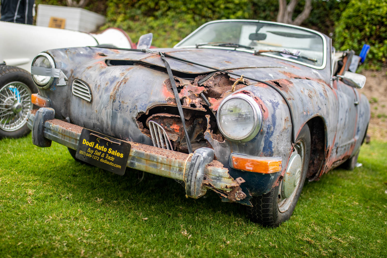 7 cringe-worthy contraptions from the 2019 Concours d'Lemons