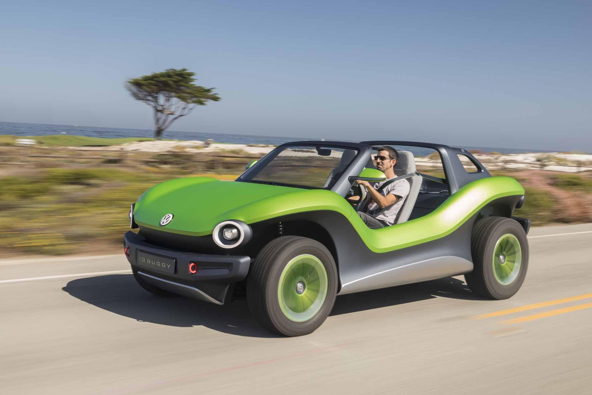 2019 Volkswagen I.D. Buggy